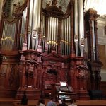 the magnificent Great Organ