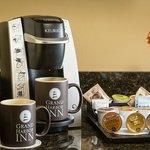Personal Keurig Coffee & Tea Brewing Machines