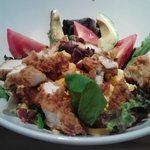 My Chicken Salad at Black Oak Grill