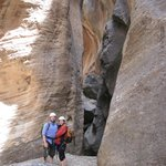 Beautiful Slot Canyons