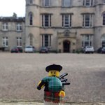 Our Scottish trip to Melville castle