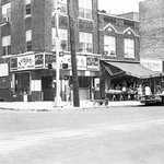 The Oringal Three Brothers Pizza, 13th Ave. & 56th St. Boro Park, Brooklyn, New York 1976