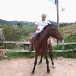 maridão matando a saudades de anda a cavalo
