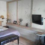 Habitación y decoración