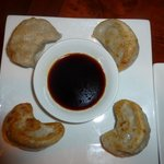 Pan Fried Pork Dumpling Confucius