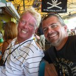 Captain Skylar and Brent