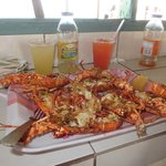fried lobster..yum!!