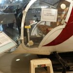 Another non - interactive aircraft to look but not touch... Although see the step by the door? W