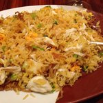 Crab Fried Rice- outstanding