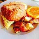 Breakfast at Churon