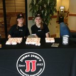 Thank you Jimmy Johns for visitng the Wingate Hotel