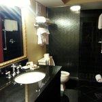Petite balcony double bathroom-renovated and very nice!