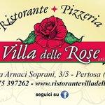 صورة فوتوغرافية لـ Ristorante e Pizzeria Villa delle Rose
