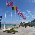St Aubin promenade