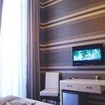 Плоский экран телевизора
