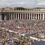 Piazza San Pietro Vox Mundi