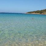 plaża w Baia Sardinia