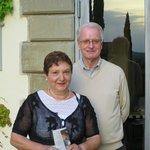 Damien and Adriana Wimpole, the proprietors