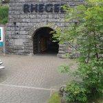 Rheged entrance