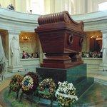 Napoleon's oversized digs