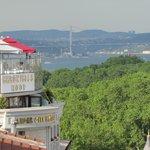 Breakfast View - Bosphorus Bridge