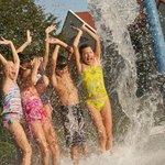 Outdoor Interactive Kids' Splash Zone (seasonal)