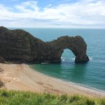 'Durdle Door' A must see! Jurassic Coast