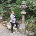 jardim japones - luminaria