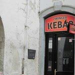 The narroowest building in Bratislava
