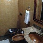 Banheiro quarto 318