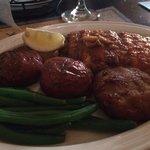 Salmon Dinner .... DELICIOUS!