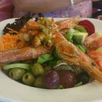 Langoustini Salad