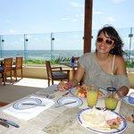 Desayuno restaurant Azul