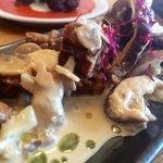 Mushroom appetizer - Amazing!