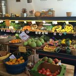 Farmer & Cook's delightful selection of local and organic produce