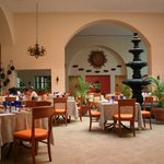 Main dinning room