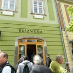 The Ruszwurm Restaurant