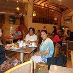 En el restaurant