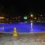 piscine principale de l'hôtel