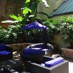 Courtyard - corner