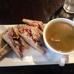 Beautiful Soup and Sandwich