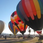 The Balloon Fest is the BEST ...