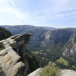 Glacier Point -- easy drive from this B&B