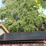 Park Lane is Solar powered