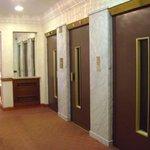 Corredor elevadores