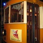 One of original Chattanooga trolleys