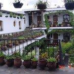Beautiful Santo Tomas Hotel in Chichicastenago
