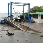 Boat Launch, look for marine iguanas