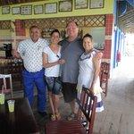 Damarys, Mora, Yanime et moi