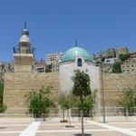 Mosque near museum